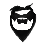 black Beardilizer bandana