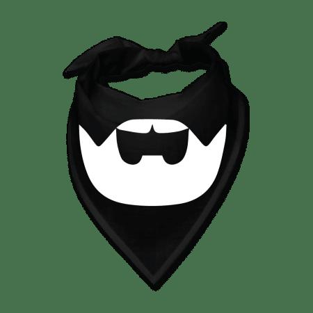 black Beardilizer bandana
