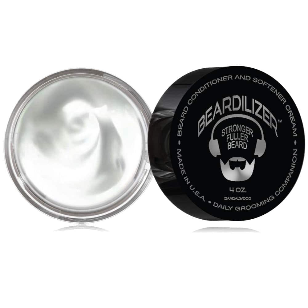 Beard conditioner and softener cream