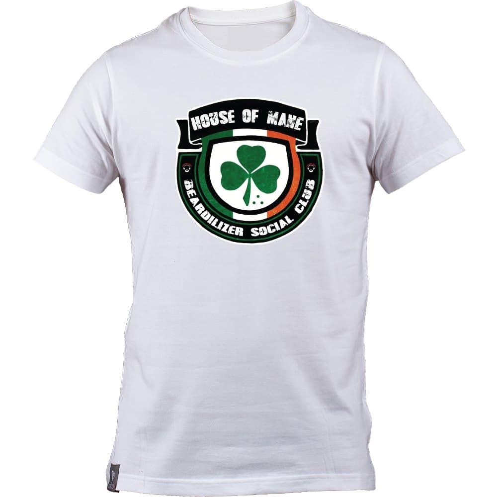 House Of Mane white T-shirt