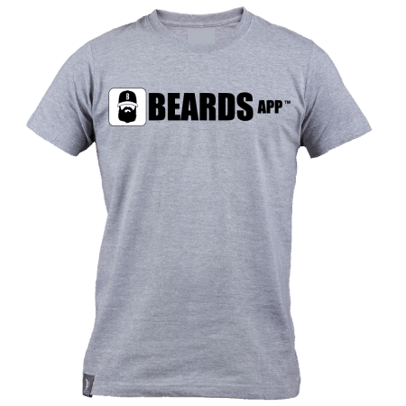 Grey Beards App t-shirt