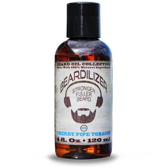 cherry pipe tobacco beard oil