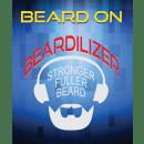 Beardilizer Sticker