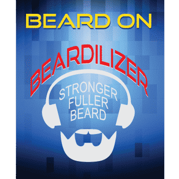 Beardilizer Sticker