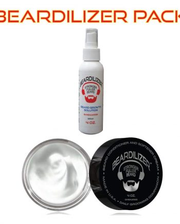 Beard Cream and Beard Spray value pack