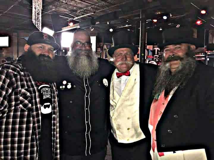 beardilizer dream team at whiskermania 2
