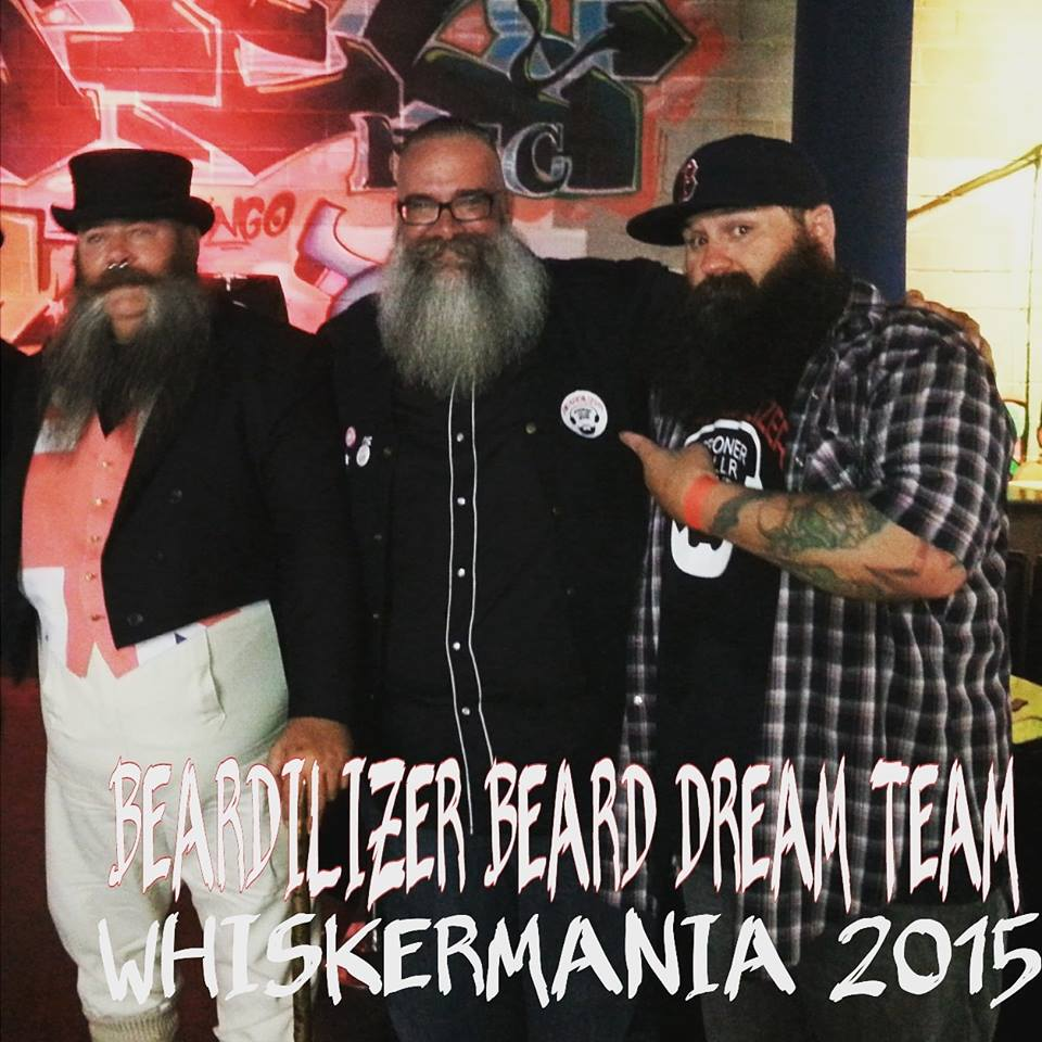 beardilizer dream team at whiskermania