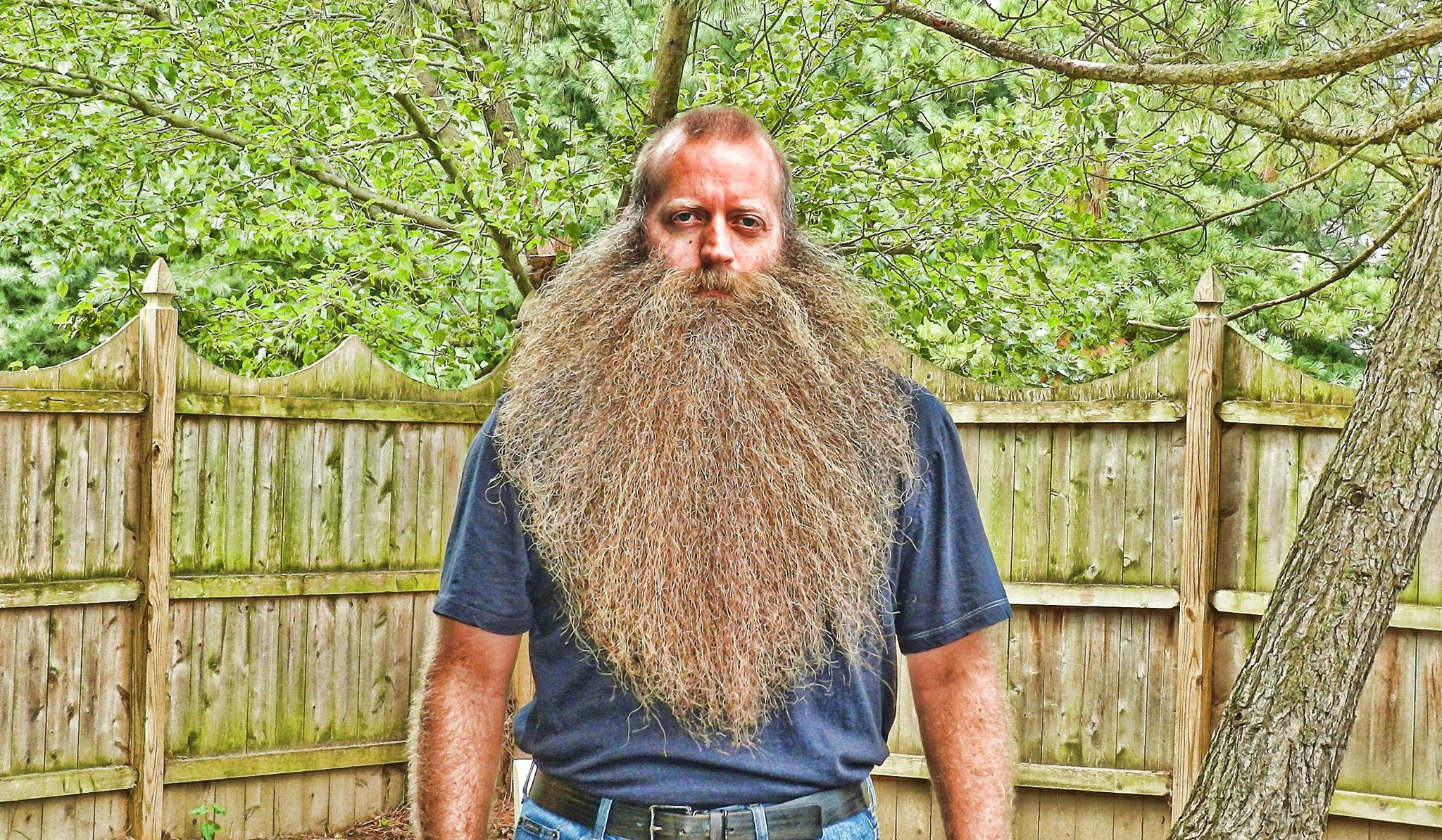 Jeff Langum, World Full Beard Champion
