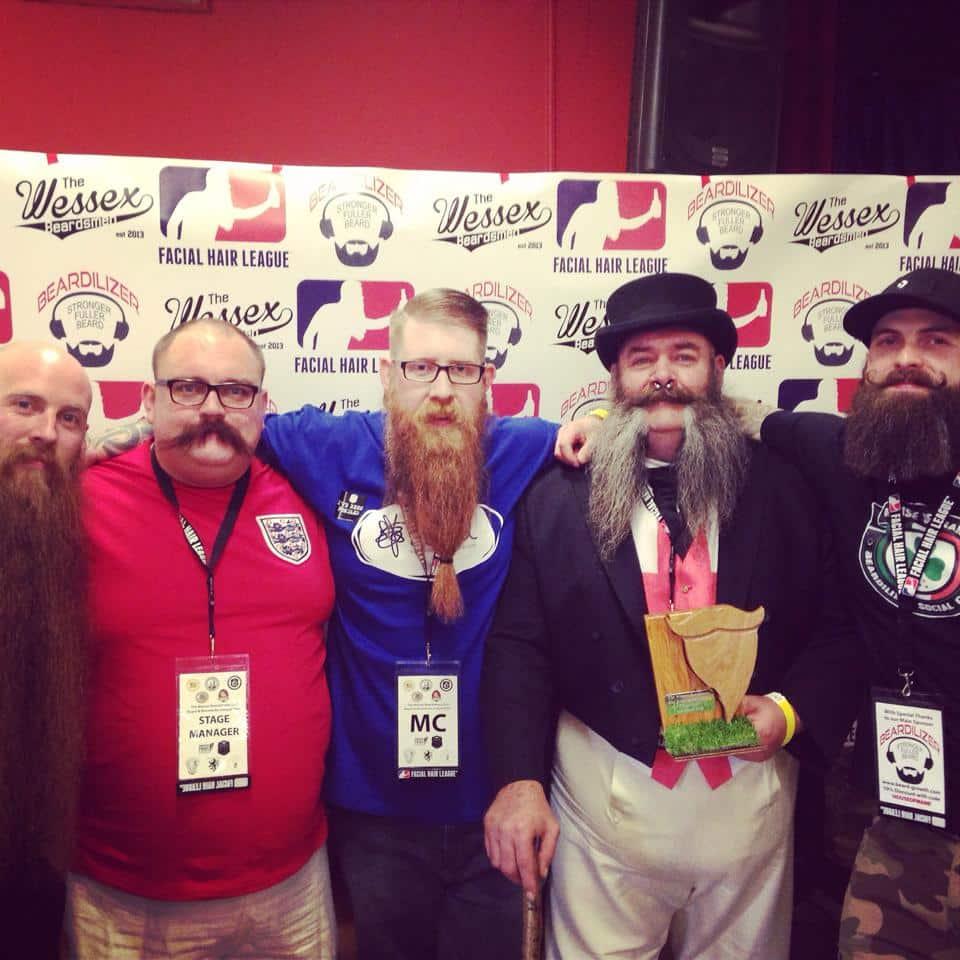 beard unity