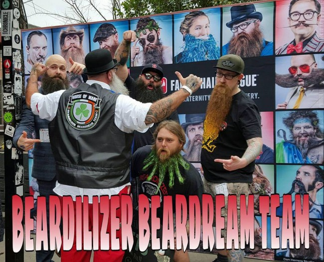 Team Beardilizer
