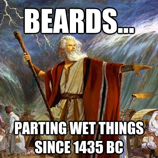 beards in history
