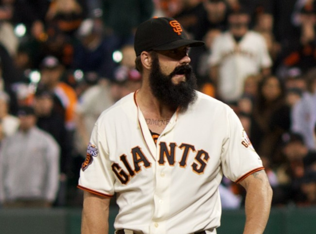 brian wilson baseball beard