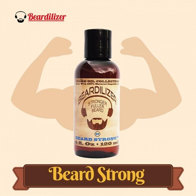 Beard Strong beard oil