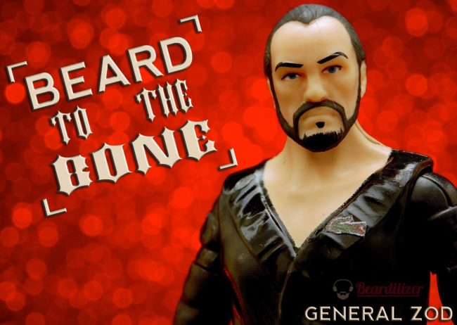 General Zod and his badass beard
