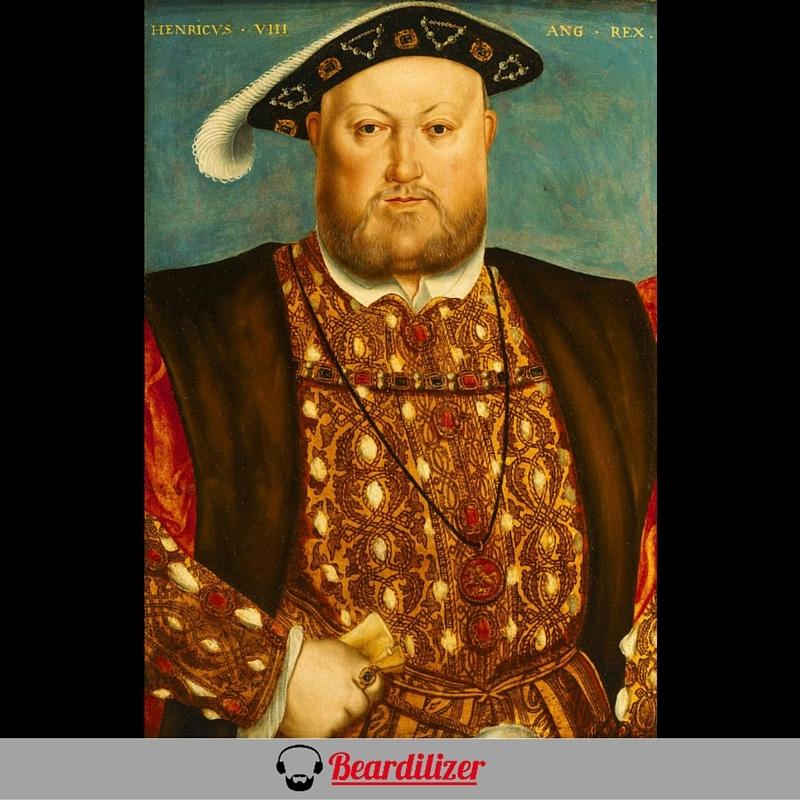 Henry VIII beard
