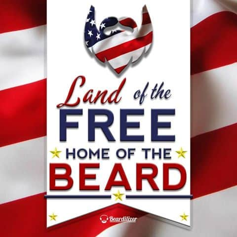 beardipendence day